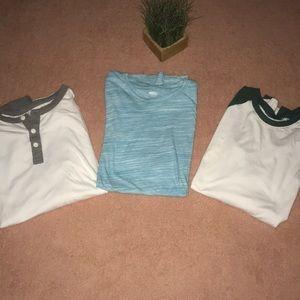 Bundle of Three Old Navy Men's Shirts